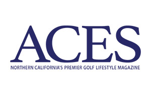 ACES Golf Magazine: Brand Development, Interactive Magazine Design