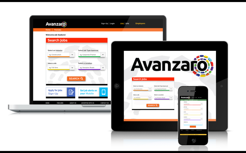 <p>Website and Mobile App Design</p>