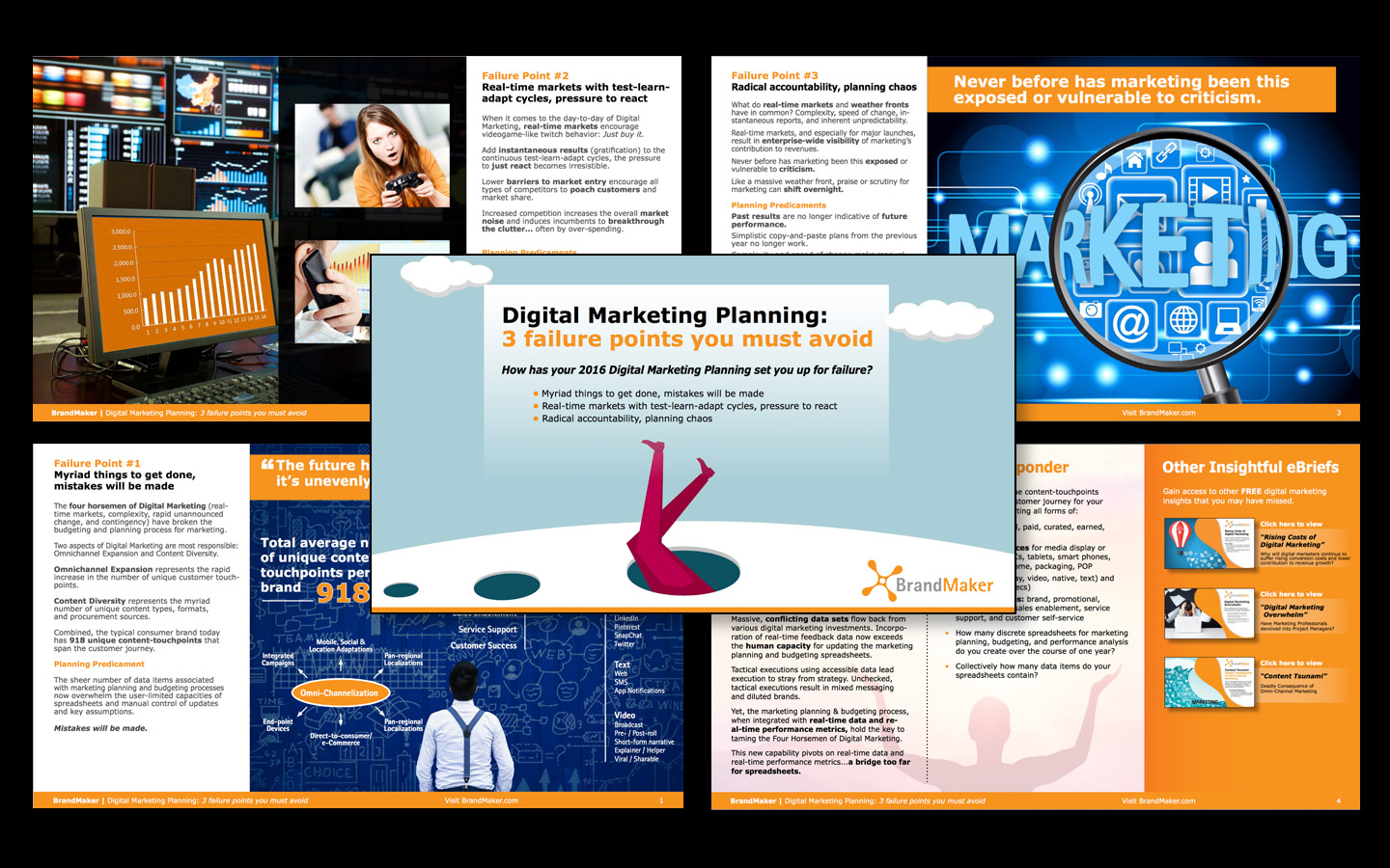 <p>eBrief 1(design and execution for content marketing)</p>