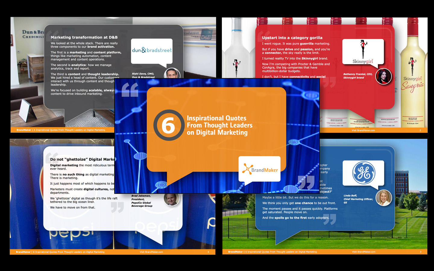 <p>eBrief 7(design and execution for content marketing)</p>