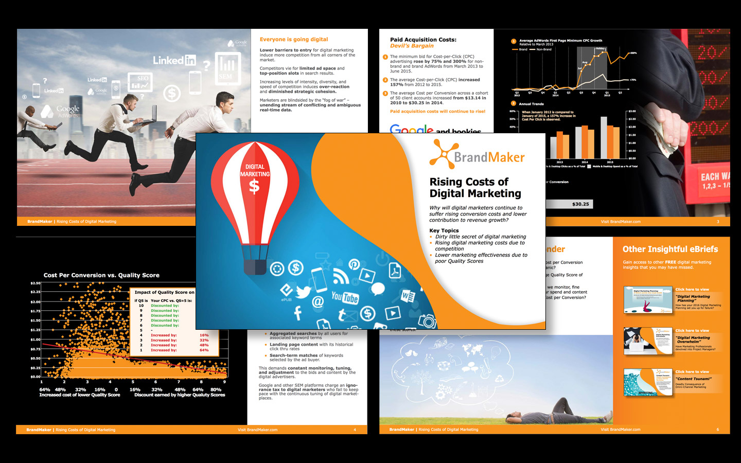 <p>eBrief 9 (design and execution for content marketing)</p>