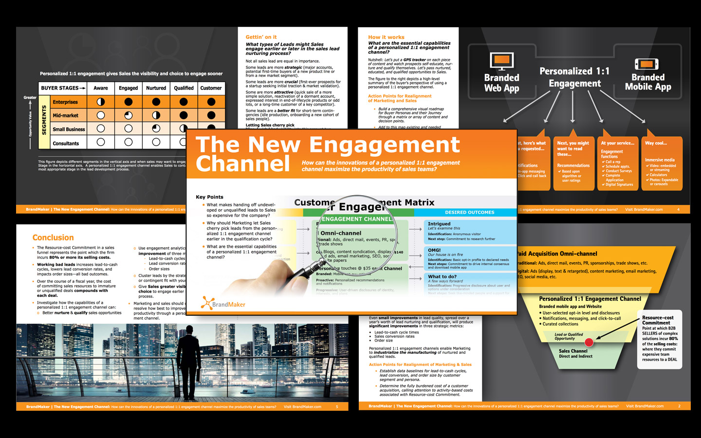 <p>Product Framework eBrief 3(design and execution for content marketing)</p>