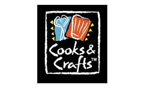 Cooks & Crafts: Brand and Retail Store Design