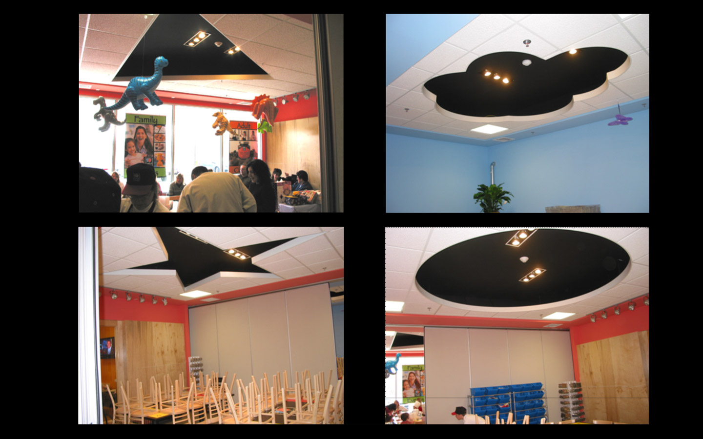 <p>Store Look and Feel:specialty ceilings</p>
