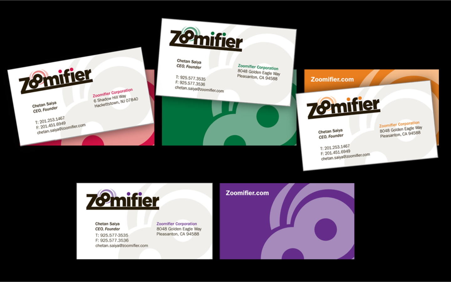 <p>Business Card System</p>