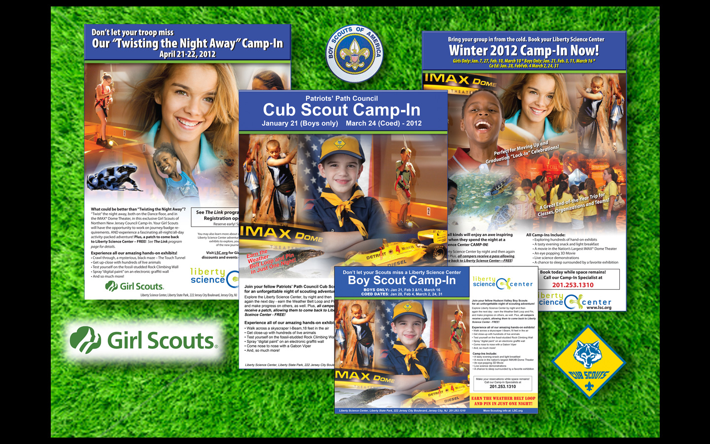 <p>Scouts deign templates that can be localized per scout group.</p>